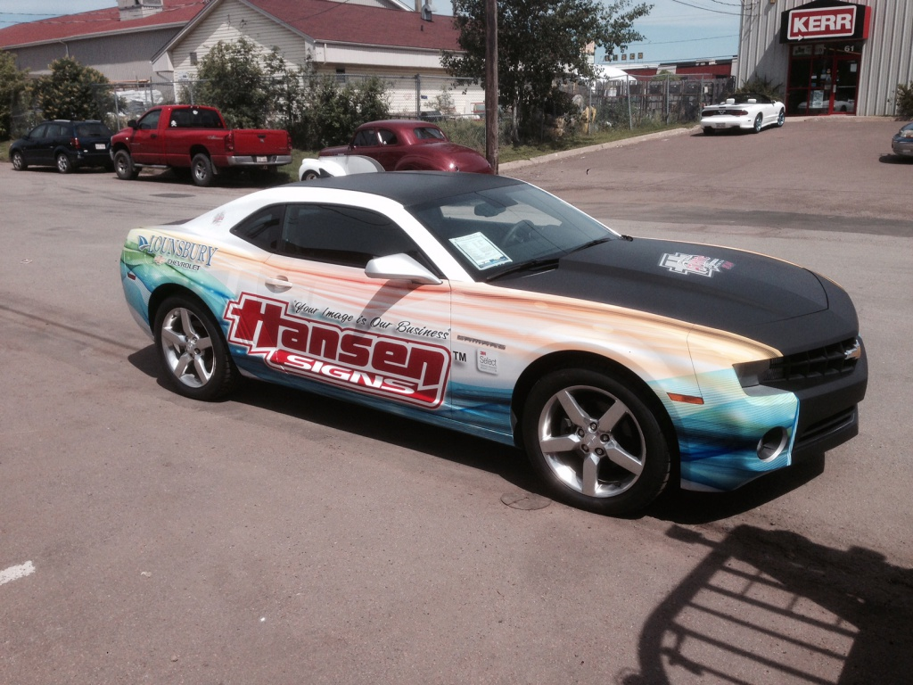 Why should you consider a vehicle wrap for your business?